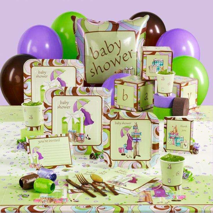 Captivating Find This Pin And More On Babyshower Tableware.