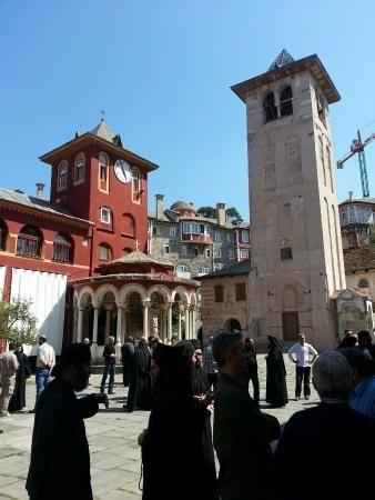 Photo of Mount Athos The Holy Mountain
