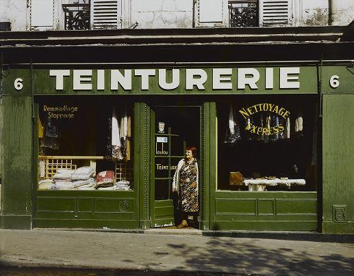 vitrine vintage ...Yellowkorner Rennes