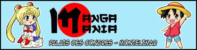 Anime Nippon~Jin - Kagi Nippon He: Manga Mania Montélimar 2017 - Montélimar, France,...