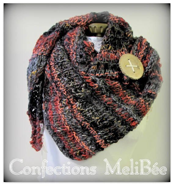 Check out this item in my Etsy shop https://www.etsy.com/ca/listing/545534910/knitted-shawl-knitted-scarf-handmade