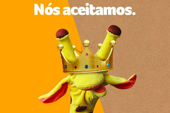 Giraffas entra na história do McDonald's e do Burger King - veja esse post no Facebook - Blue Bus