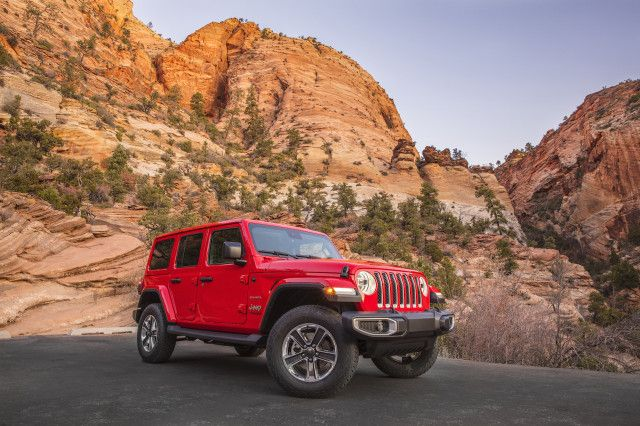 First Drive Review 2020 Jeep Wrangler Ecodiesel Ratchets Up The Power Range And Price Jeep Wrangler Jeep Volvo