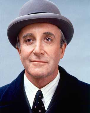 Peter Sellers - great actor - loved Being There (one of the greatest movies ever made), The Pink Panther movies, Dr Strangelove..., The Party (hilarious - also, watch the drunk waiter - classic!)