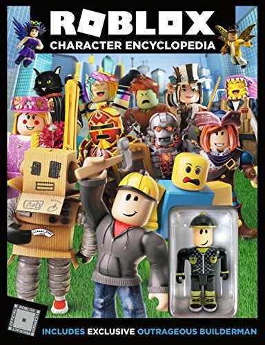 Roblox Character Encyclopedia | Awesome Books | Roblox books