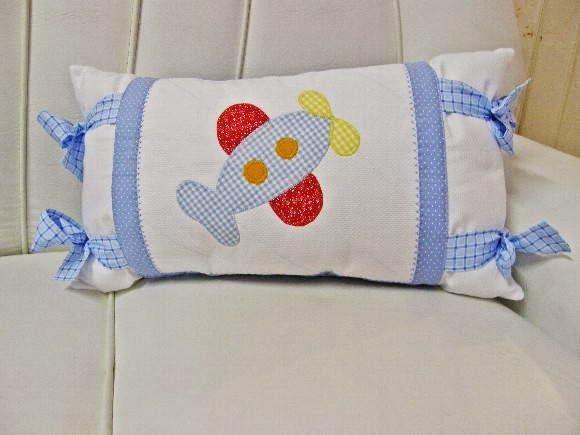 Resultado de imagem para almofadas de bebe