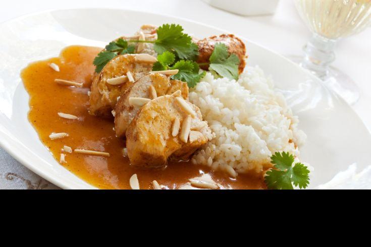 Kuracie mäso na čínsky spôsob