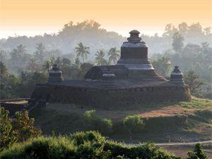 Myanmar Expedition: Mrauk U