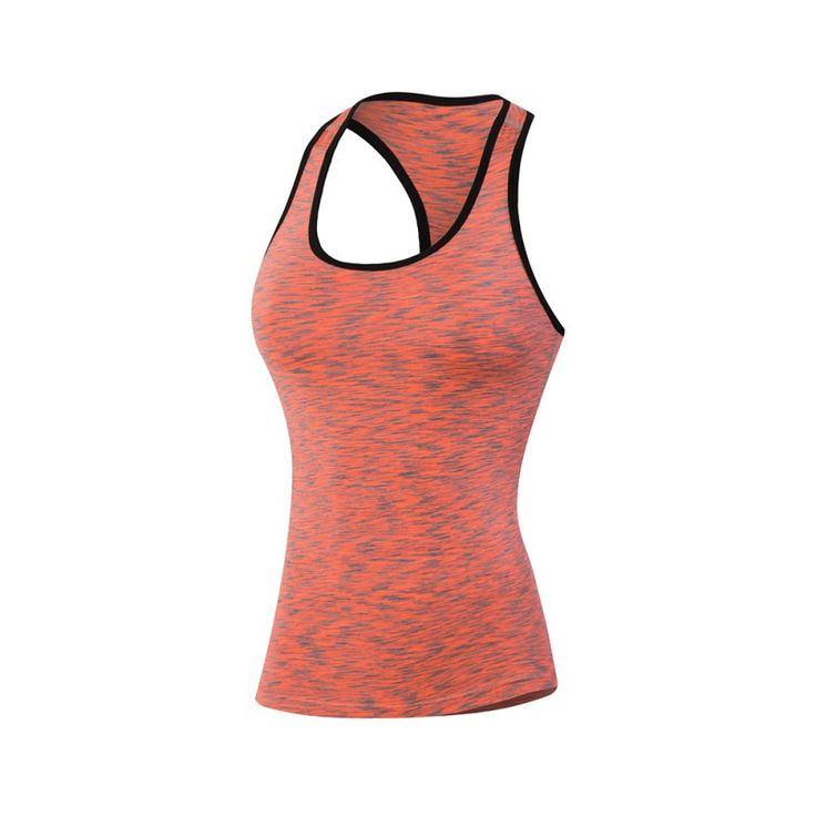 Women Fitness Sports Yoga Tank Quick Dry Vest Workout Camo Stretch T Shirt Tops
