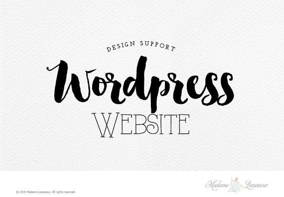 wordpress website design wordpress theme by MadameLevasseur https://www.etsy.com/listing/227392867/wordpress-website-design-wordpress-theme?utm_content=buffer6d3a5&utm_medium=social&utm_source=pinterest.com&utm_campaign=buffer