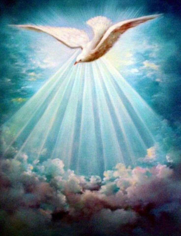 Our Beloved HOLY SPIRIT, Sobeautiful.