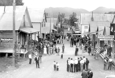 Barkerville, Like street view, just older