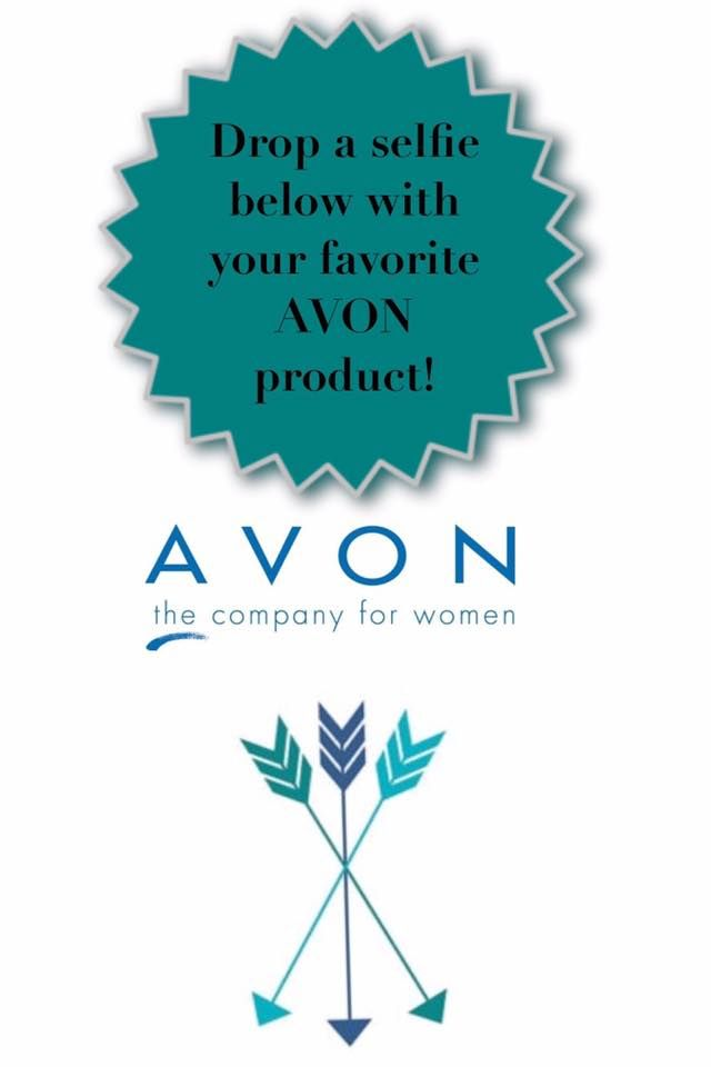 Let's see those selfies! What is your favorite product?  #selfie #beauty #Avon
