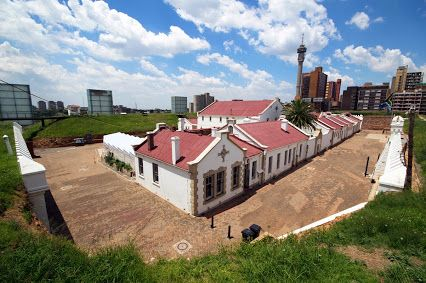 Meet South Africa's Constitution Hill: http://buff.ly/1Qr302L.