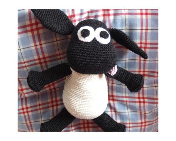 crochet timmy the sheep geh kelter timmy schaf lamm h keln. Black Bedroom Furniture Sets. Home Design Ideas