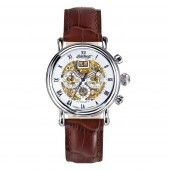 Ingersoll Herren Uhr Armbanduhr Automatik Gandhi IN2700WH