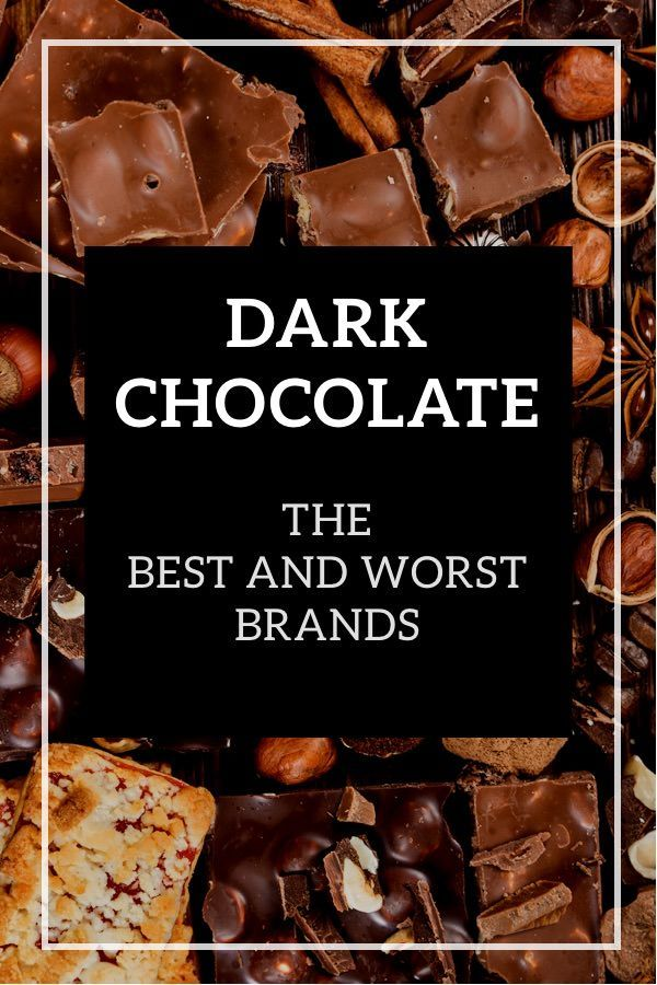 Dark Chocolate is regarded by many as an indulgent but healthy snack. Some brands are healthy, others should be avoided at all cost.