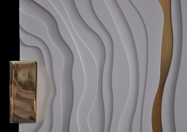 'Terra' cabinet detail