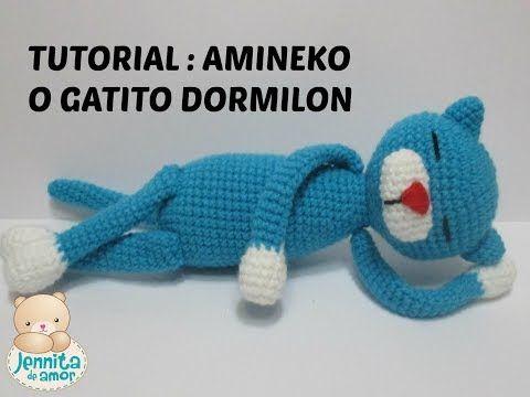AMINEKO o Gatito Dormilon - YouTube