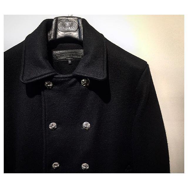 Chrome Hearts P Coat. #クロム #クロムハーツ #クロス #Pコート #カシミヤ #ジャケット #コート #上着 #冬 #存在感 #最強 #TOKUYA #かっこいい #ブランド #買取 #池袋 #東口 #LDH