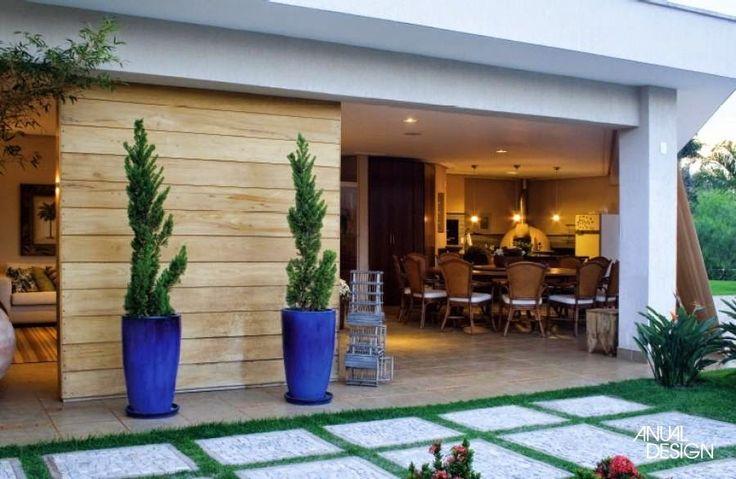Vasos vietnamitas na decoraç u00e3o de ambientes internos e externos u2013 saiba mais sobre essa  -> Decoração De Ambientes Externos Fotos