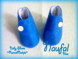 Sepatu Bayi dari Flanel RumahBalqis (89)