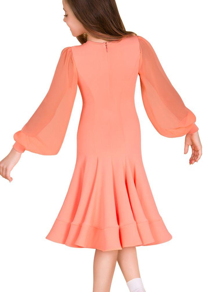DSI Lizzie Juvenile Dress 1085   Dancesport Fashion @ DanceShopper.com