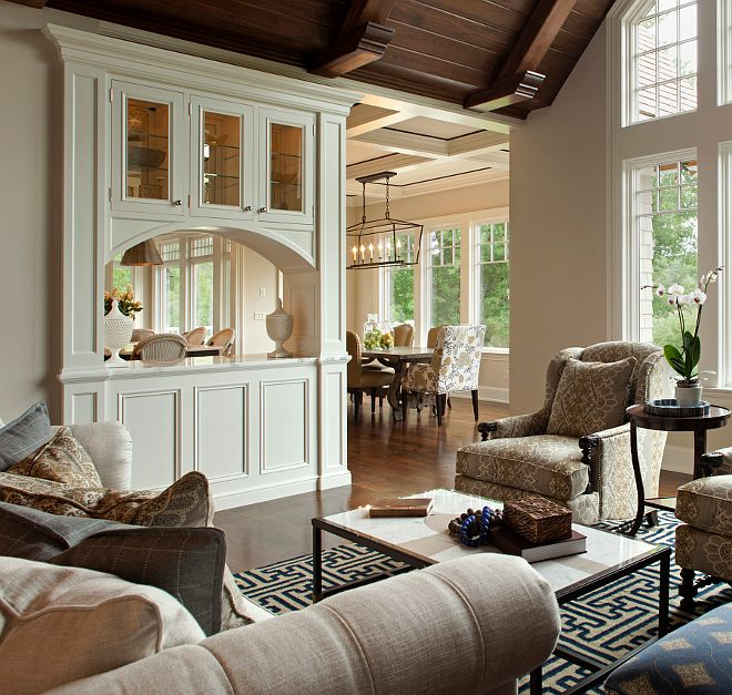Hendel Homes. interiors by Danielle Loven from Vivid Interior Design,