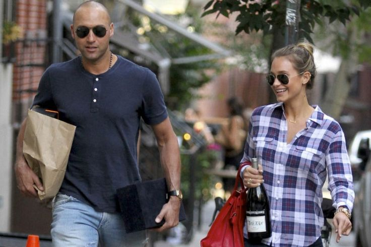 Derek Jeter And Hannah Davis Engaged: See The Gorgeous Wedding ...