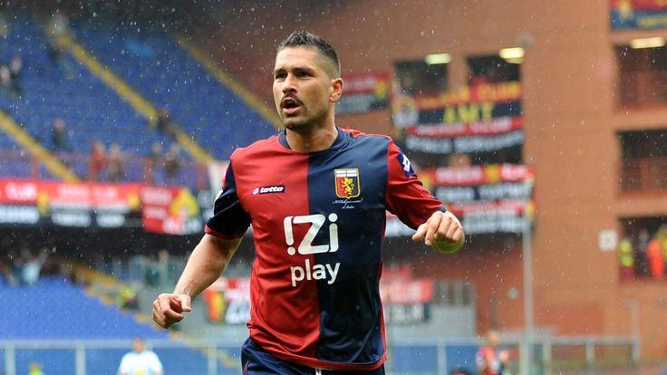 @Genoa Marco Borriello #9ine