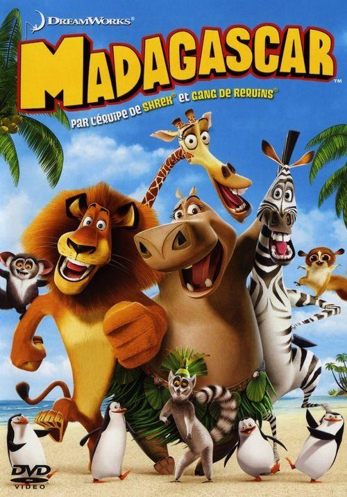 Souvent Les 25 meilleures idées de la catégorie Madagascar film streaming  DX18