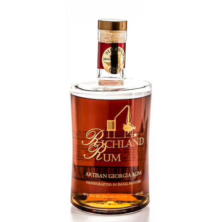 Richland Rum - 2015 Southern Living Food Awards - Southern Living