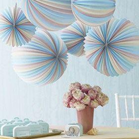 martha stewart seaside paper lanterns
