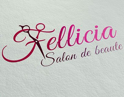 """Check out new work on my @Behance portfolio: """"Logo Design for Fellicia"""" http://be.net/gallery/48494409/Logo-Design-for-Fellicia"""