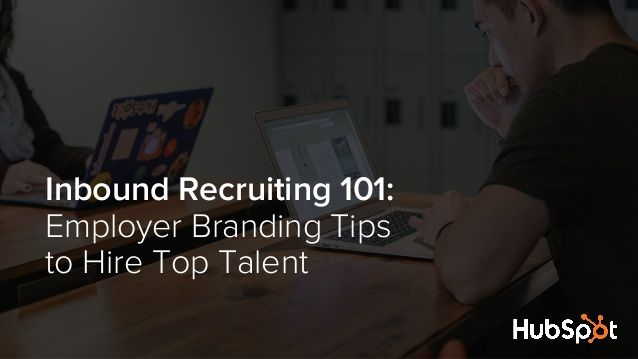 What is Inbound Recruiting?