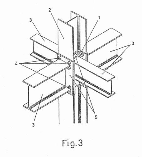 Sistema de union rigida atornillada para estructuras metalicas (16 de marzo de 2007).