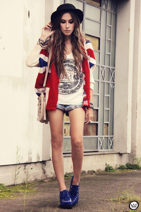 FashionCoolture -  She Inside creeper britsh flag uk cardigan