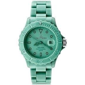 ToyWatch Monochrome Aqua Green MO15AG, Men's