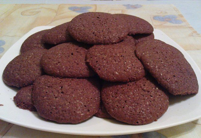 Fahéjas - kakaós tallér | Kipróbáltam és nagyon finom. :)