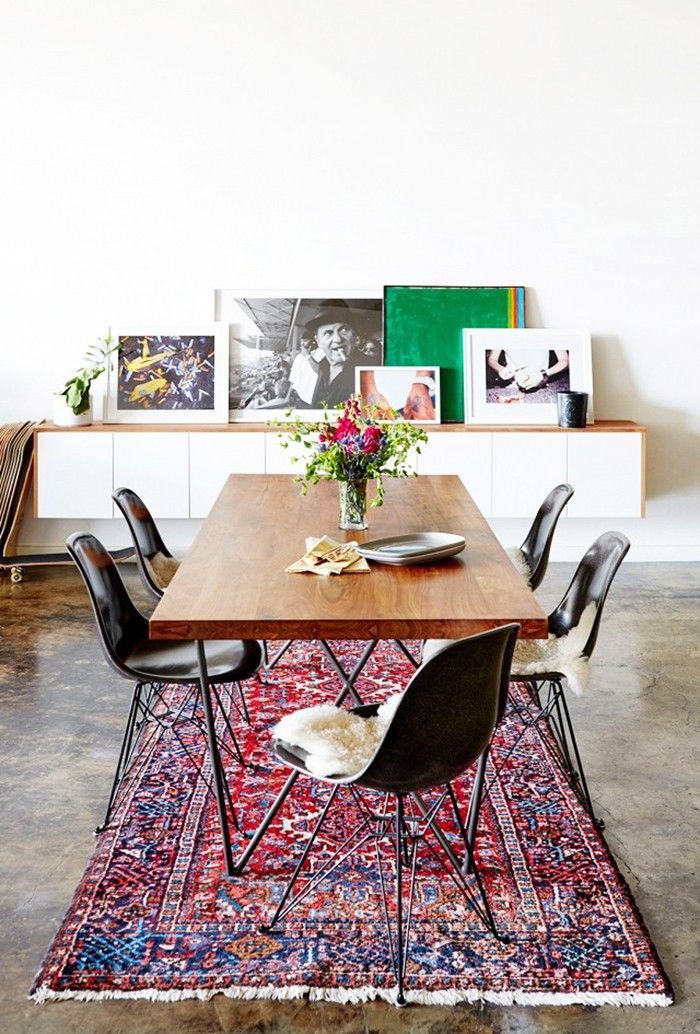 Step Aside Pinterest Weve Got The Best Dream Home Of 2016 Bohemian Dining RoomsDining Room InspirationApartment