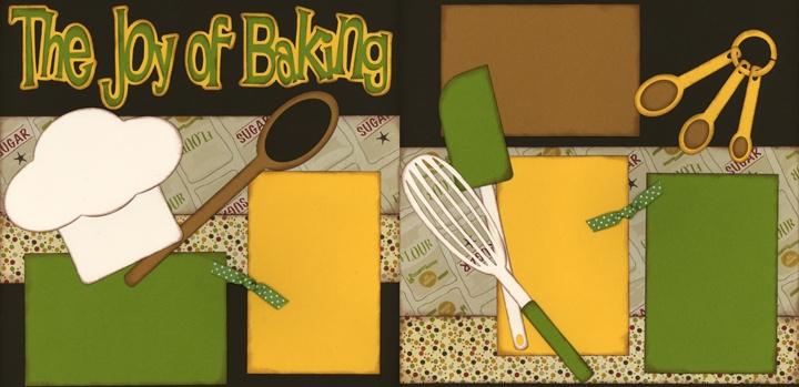 Log Cake Recipe Joy Of Baking: Scrapbook Layouts