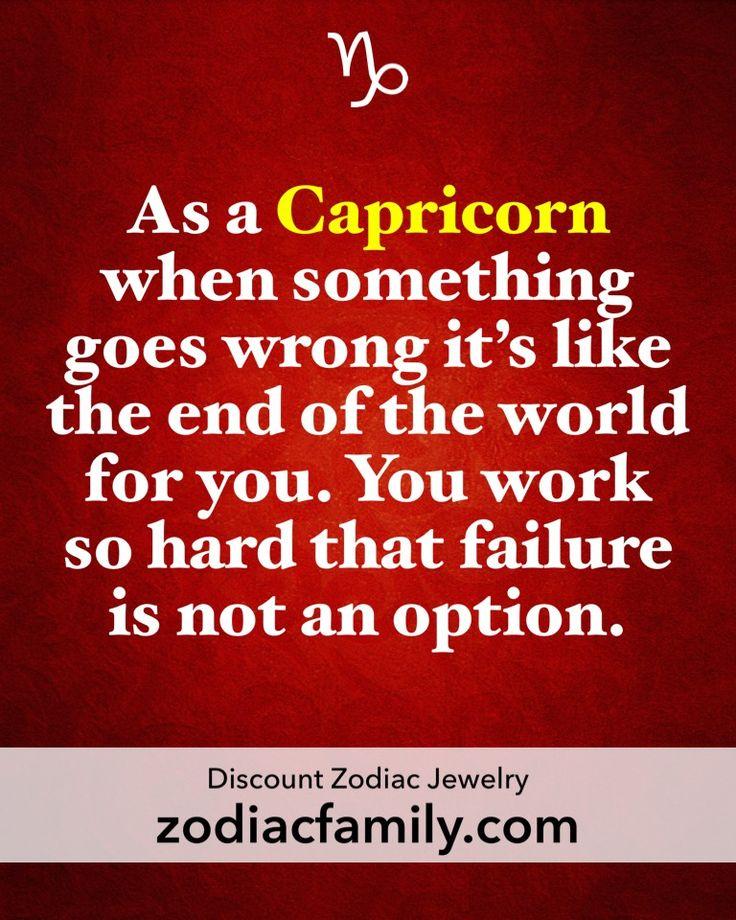 Capricorn Nation   Capricorn Facts