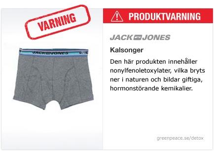 Jack and Jones Kalsonger