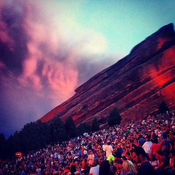 Best 25+ Red Rocks Concerts Ideas On Pinterest