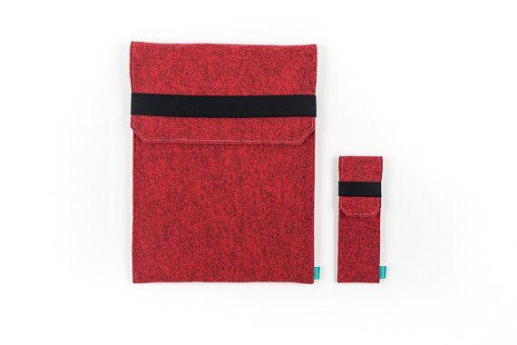 Wacom tablet case graphic tablet case stylus case by GopherShop