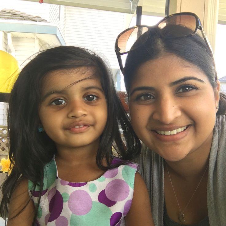 Daughter & granddaughter