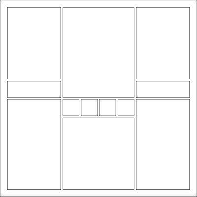PP5- 6 photo spots, 3 columns