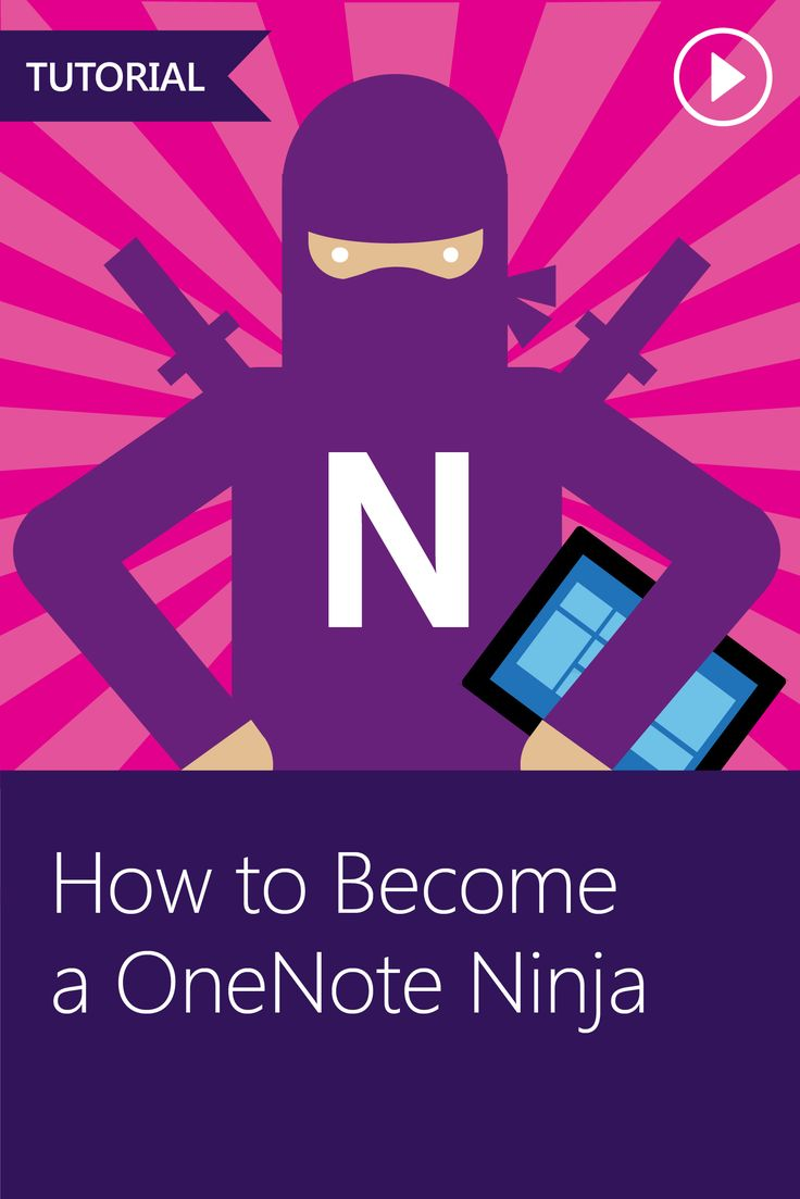 Start with the basics and work your way up to OneNote master using these crafty tips! #MSFTEDU