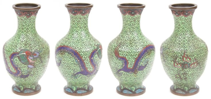 Beadiste: Puzzling Evidence - Rare Chinese Cloisonne Pieces from theDays of the Hongxian 洪宪皇帝 Emperor, Yuan Shikai