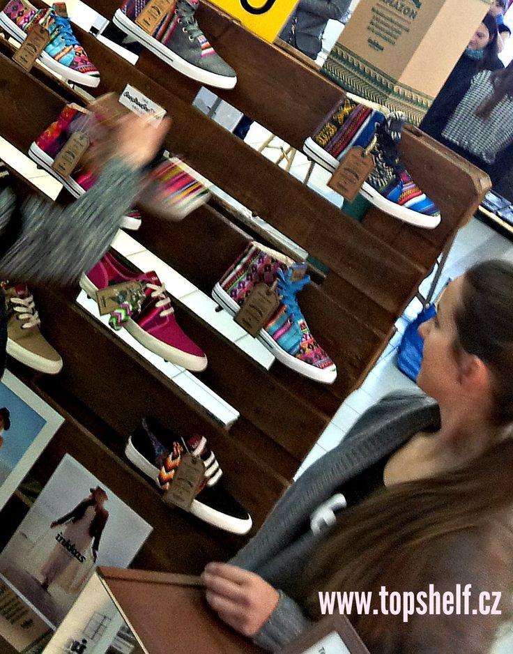 Holešovice Fashion Market: Lohas objevy  boty Inkkas